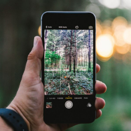 """Como tirar fotos """"profissionais"""" usando o celular"""