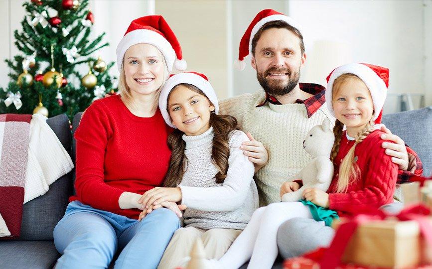 Natal e Ano Novo: Confira como tirar as melhores fotos em família!